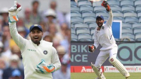 Tough To Pick Between Rishabh Pant And Wriddhiman Saha As Both Are In Good Form: Hanuma Vihari
