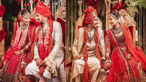 India Cricketer Yuzvendra Chahal Ties The Knot With Dhanashree Verma