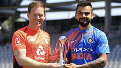 England to Tour India For Four Tests, Five T20s And Three ODIs in February And March 2021