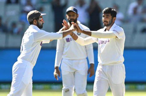 IND vs AUS: Virat Kohli Hails Bowlers For 'Great Display' as Ajinkya Rahane-Led India Dominate Day 1