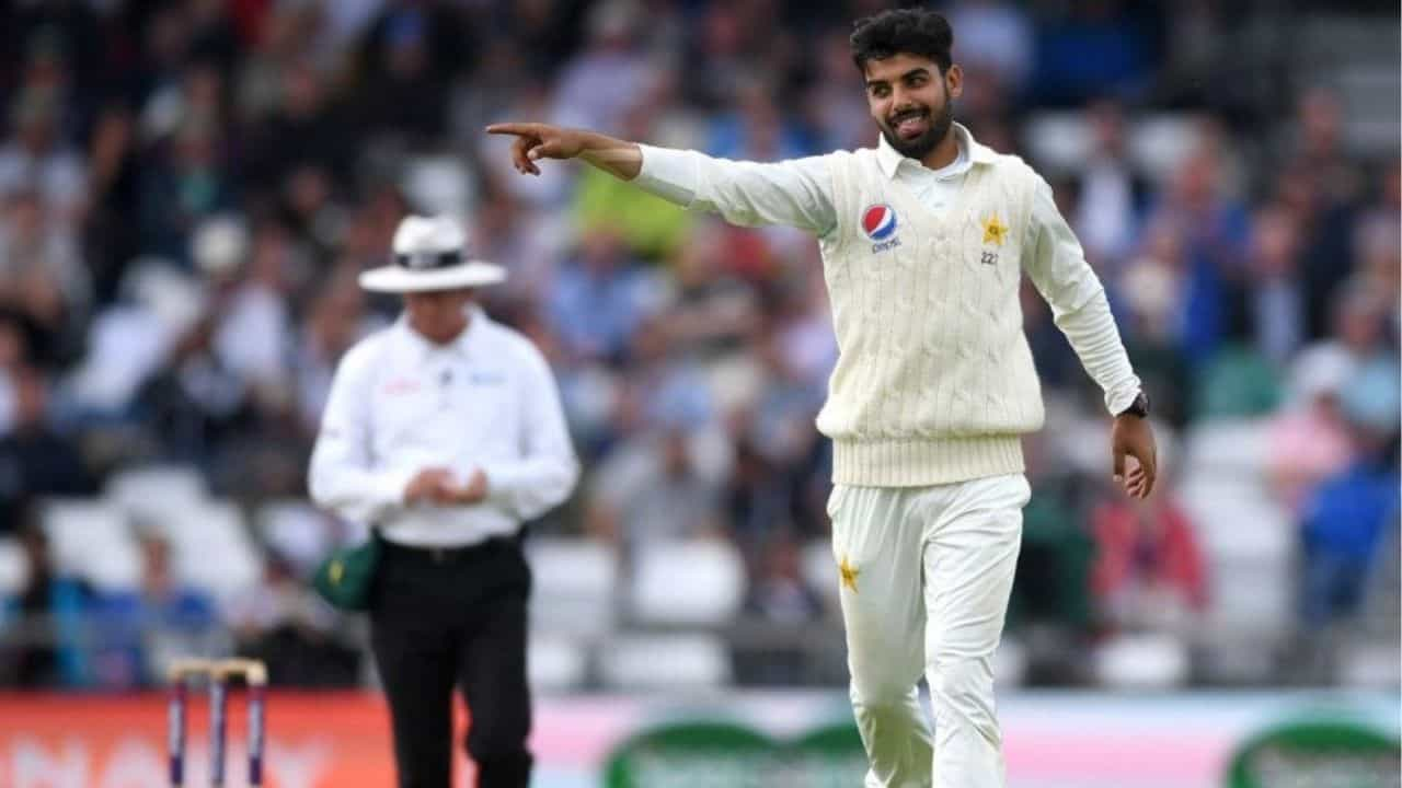 NZ vs PAK: Shadab Khan Ruled Out of Boxing Day Test; Zafar Gohar Named Replacement