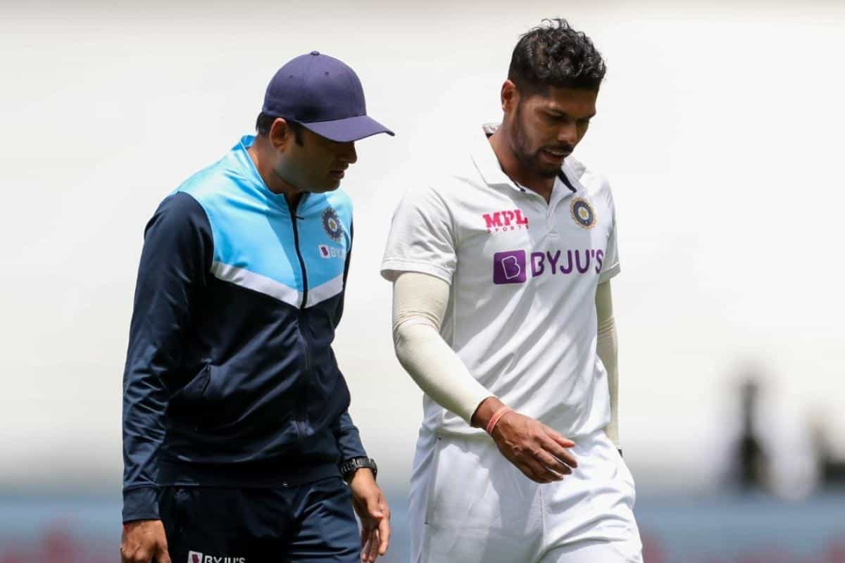 Umesh Yadav Ruled Out of Australia Tour Due to Calf Injury
