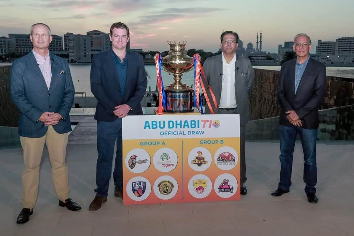 Abu Dhabi T10 League 2021: Schedule, Squads, Venue, Live telecast and Streaming details And All You Need to Know