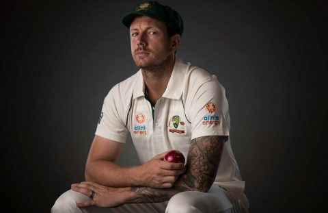 James Pattinson Ruled Out of Third Test
