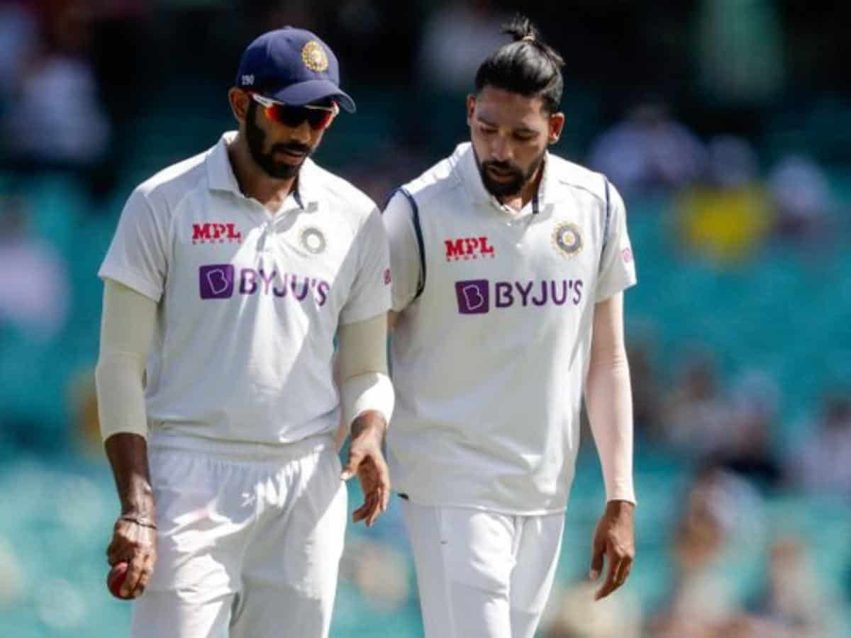 Jasprit Bumrah and Mohammed Siraj Allegedly Abused Racially, BCCI Lodges Complaint With Match Referee