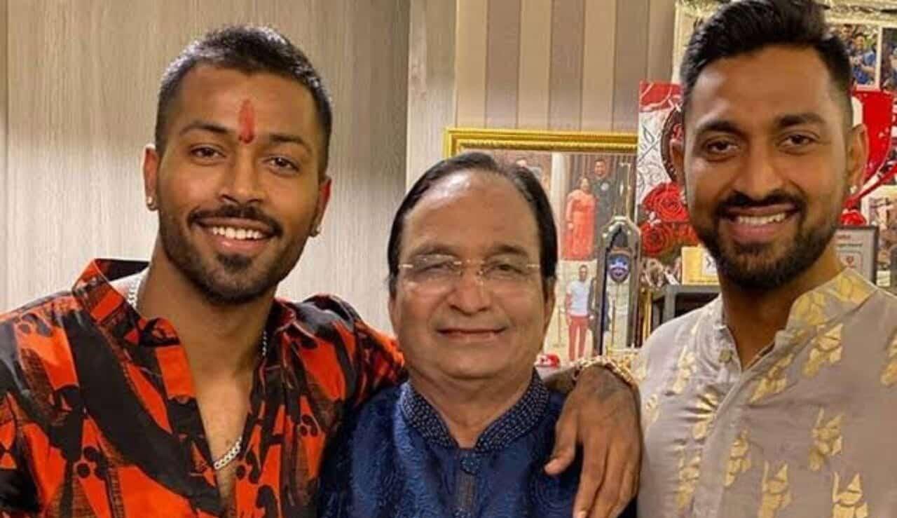 Krunal, Hardik Pandya's Father Passes Away After Cardiac Arrest