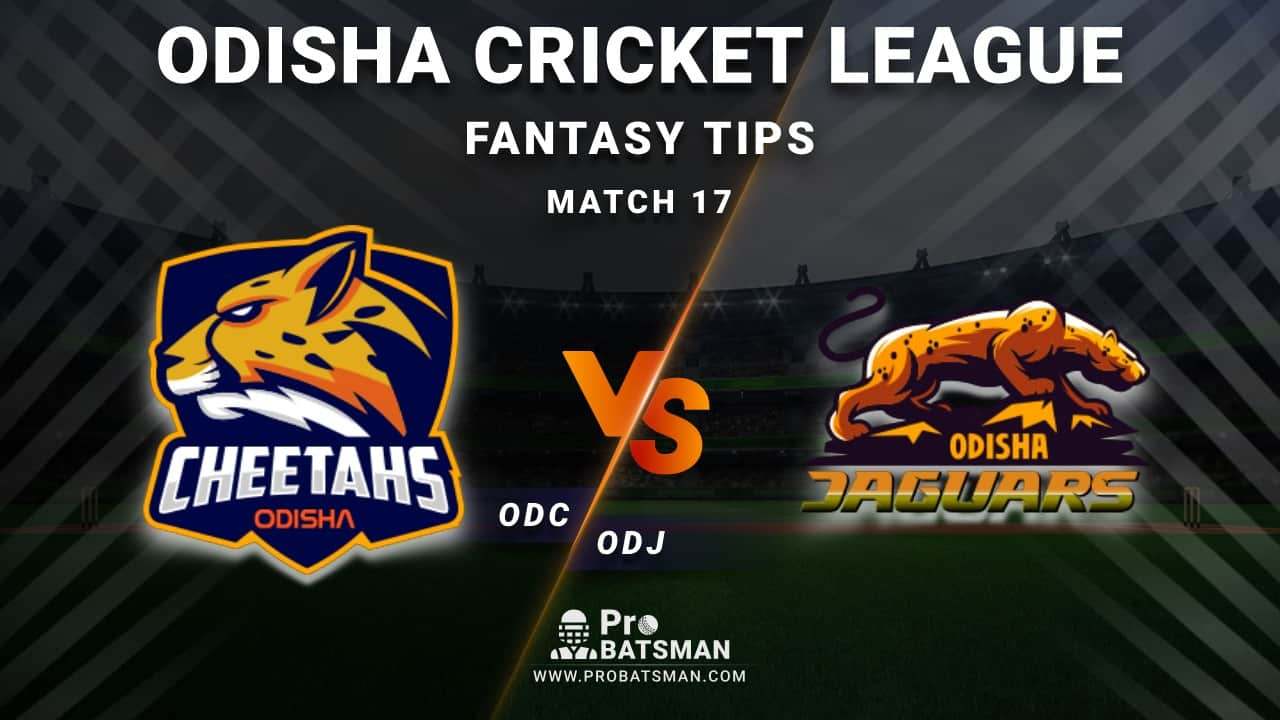 ODC vs ODJ Dream11 Fantasy Predictions: Playing 11, Pitch Report, Weather Forecast, Head-to-Head, Best Picks, Match Updates – Odisha Cricket League 2020-21