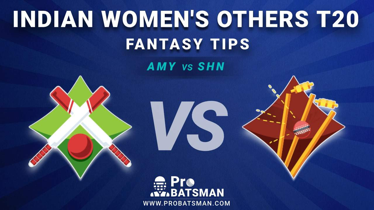 AMY-W vs SHN-W Dream11 Fantasy Predictions: Playing 11, Pitch Report, Weather Forecast, Match Updates – Indian Women's Other T20