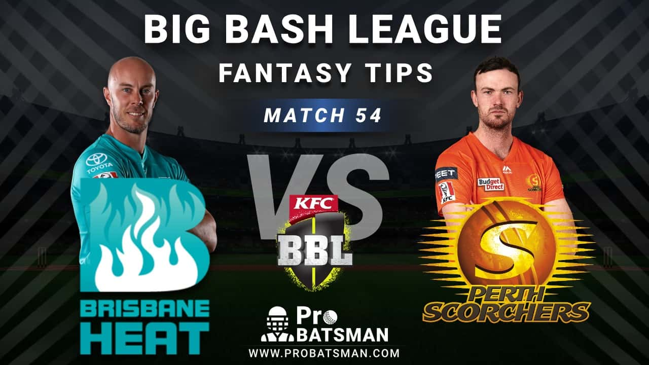HEA vs SCO Dream11 Fantasy Predictions: Playing 11, Pitch Report, Weather Forecast, Head-to-Head, Best Picks, Match Updates – BBL 2020-21