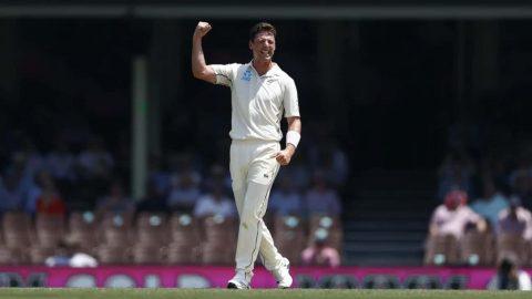 NZ vs PAK: Matt Henry Replaces Injured Neil Wagner in New Zealand Test Squad