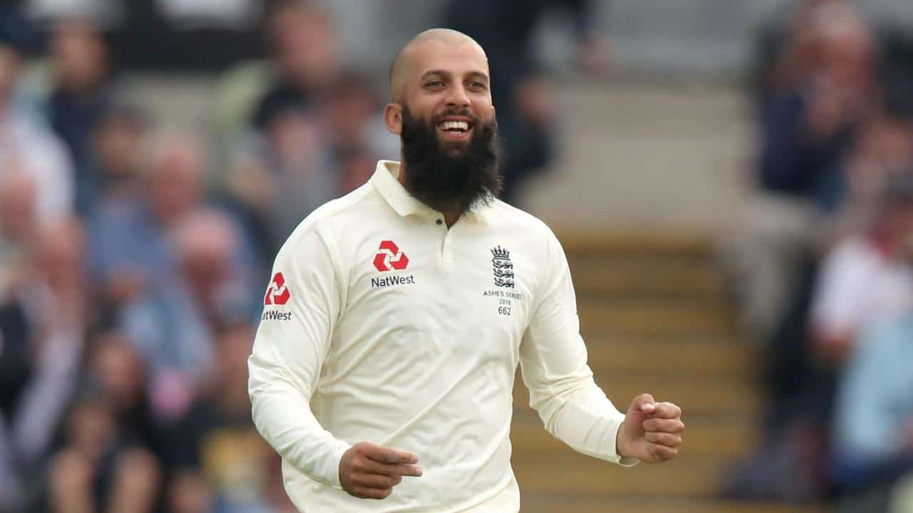 Moeen Ali Tests Negative For COVID-19; Joins England Team Bubble in Sri Lanka After 13-Day Quarantine