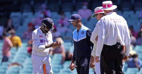 Ravindra Jadeja Will Bat With Injection if India Need Him on Day 5