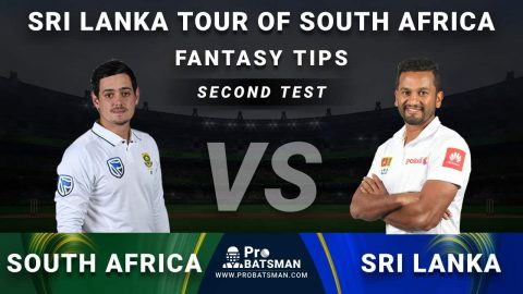 SA vs SL 2nd Test Dream11 Fantasy Prediction: Playing 11, Pitch Report, Weather Forecast, Head-to-Head, Top Picks, Match Updates – Sri Lanka Tour of South Africa 2020-21