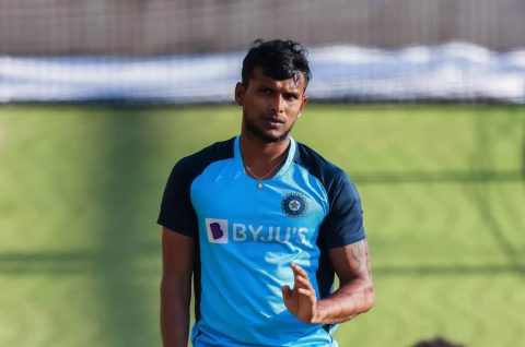 AUS vs IND: T Natarajan Replaces Injured Umesh Yadav For Remaining Test Series