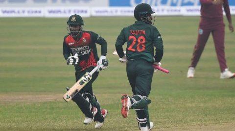 Twitter Reaction: Tamim Iqbal, Mehidy Hasan Star as Bangladesh Beat West Indies in 2nd ODI to Seal Series