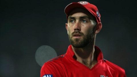 Anil Kumble After KXIP Release 9 Players Including Glenn Maxwell