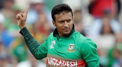 Shakib Al Hasan All Set to Make International Comeback, Named in Bangladesh Squad for West Indies ODIs