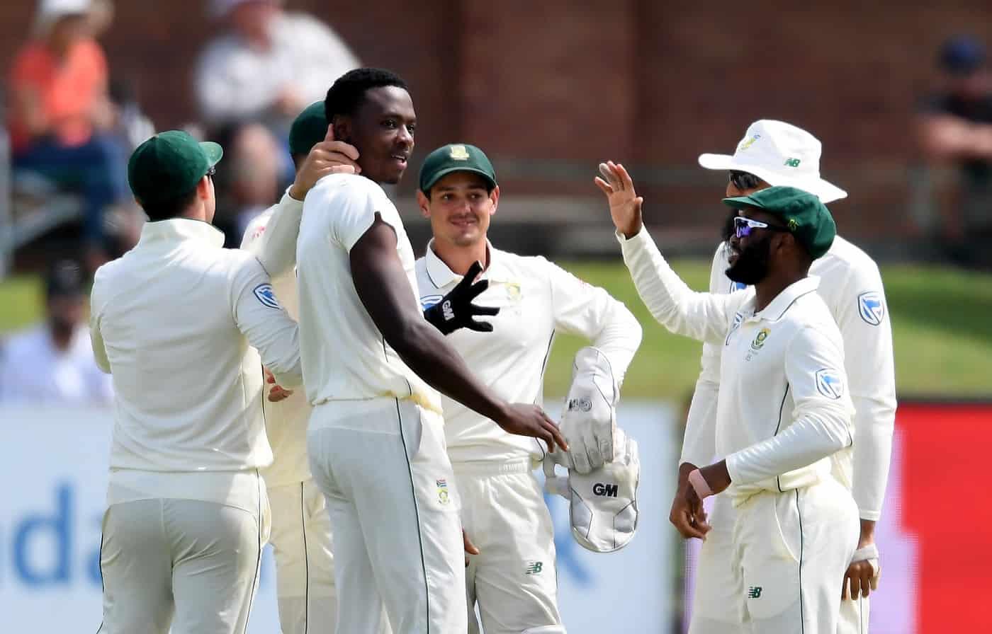 South Africa Announces 20-Man Test Squad For Pakistan Tour