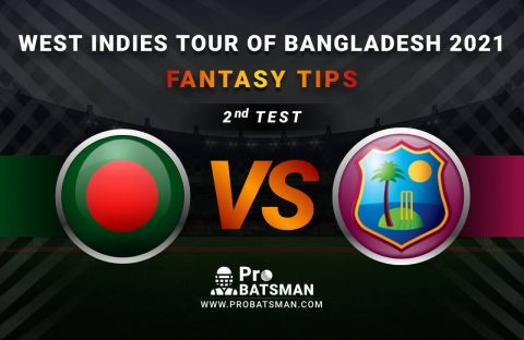 BAN vs WI Dream11 Prediction, Fantasy Cricket Tips: Playing XI, Weather, Pitch Report, Head-to-Head and Injury Update – West Indies Tour of Bangladesh 2021, 2nd TEST