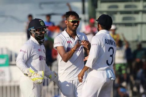 Twitter Reactions: Axar Patel Becomes First Indian Spinner to Take Five-Wicket Haul in Day-Night Tests