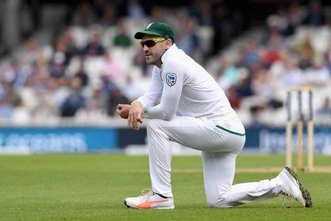 Faf du Plessis Announces Retirement From Test Cricket