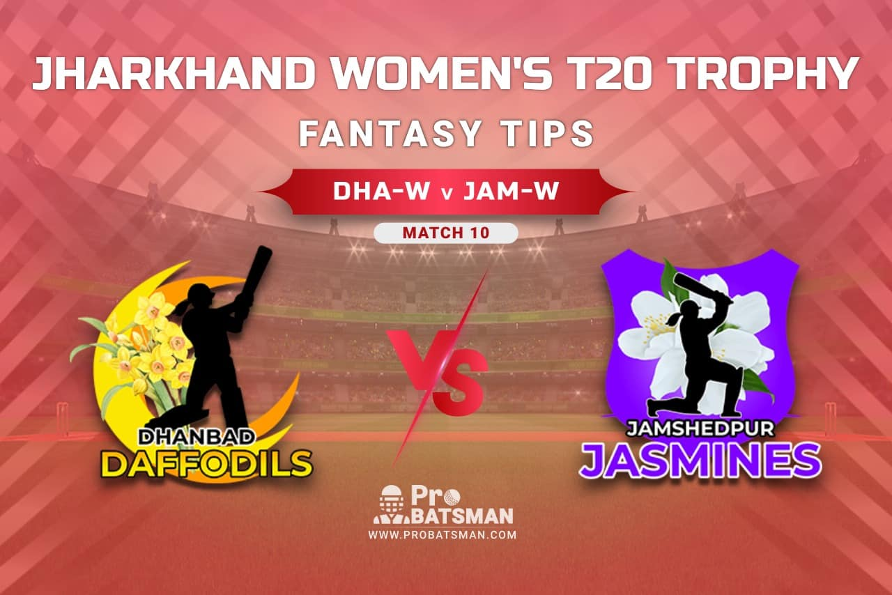 DHA-W vs JAM-W Dream11 Prediction, Fantasy Cricket Tips: Playing XI, Weather, Pitch Report, Head-to-Head, Injury Update – Jharkhand Women's T20 Trophy 2021, Match 10