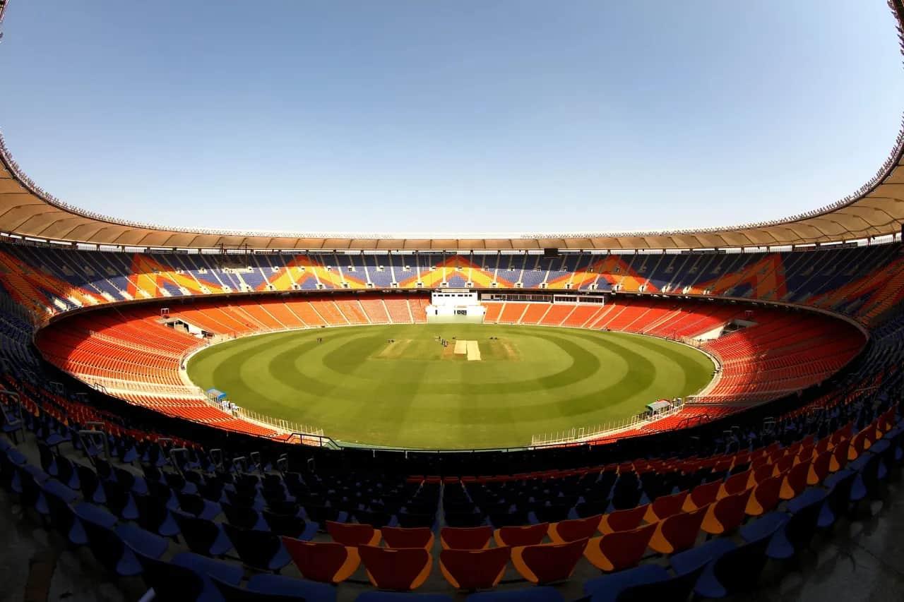 Motera Cricket Stadium, World's Biggest, to be Renamed as Narendra Modi Stadium