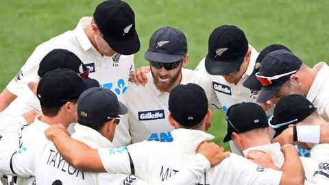 New Zealand 1st Team To Make It To Final Of Inaugural World Test Championship