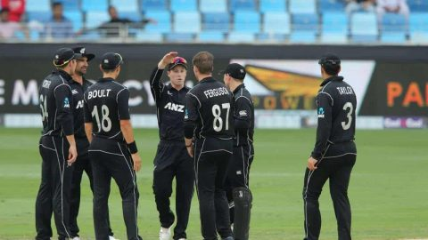 New Zealand Announce Squad For Australia T20Is; Injured Martin Guptill Retained