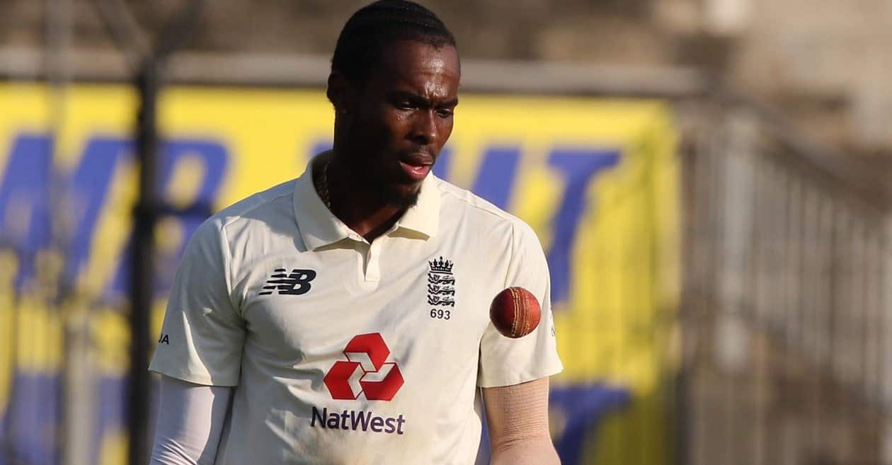 India vs England: Pacer Jofra Archer Ruled Out of The Second Test at Chennai