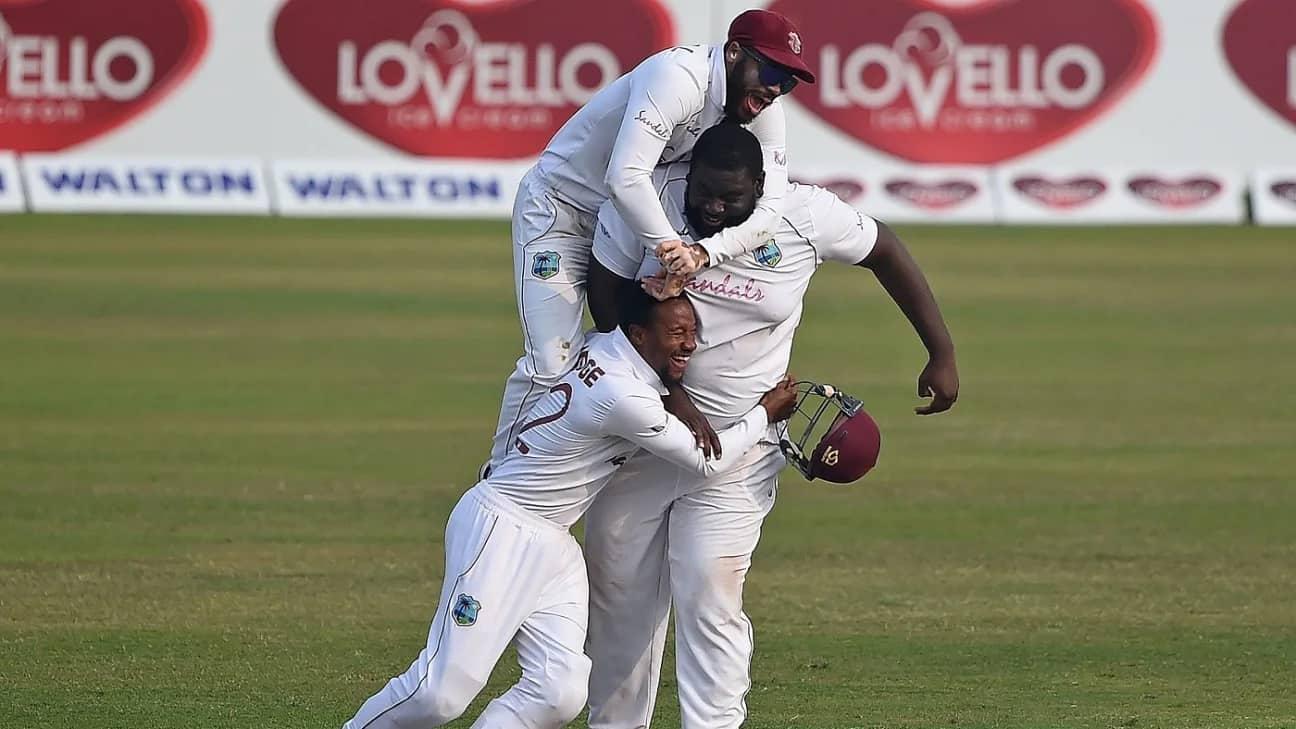 Twitter Reactions: Rahkeem Cornwall Takes 9 Wickets as Windies Win Dhaka Test, Seal Series 2-0