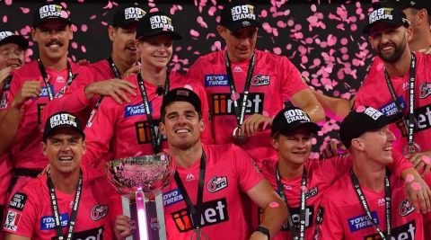 Twitter Reactions: Sydney Sixers Thrashed Perth Scorchers by 27 Runs To Claim Their Third BBL Title