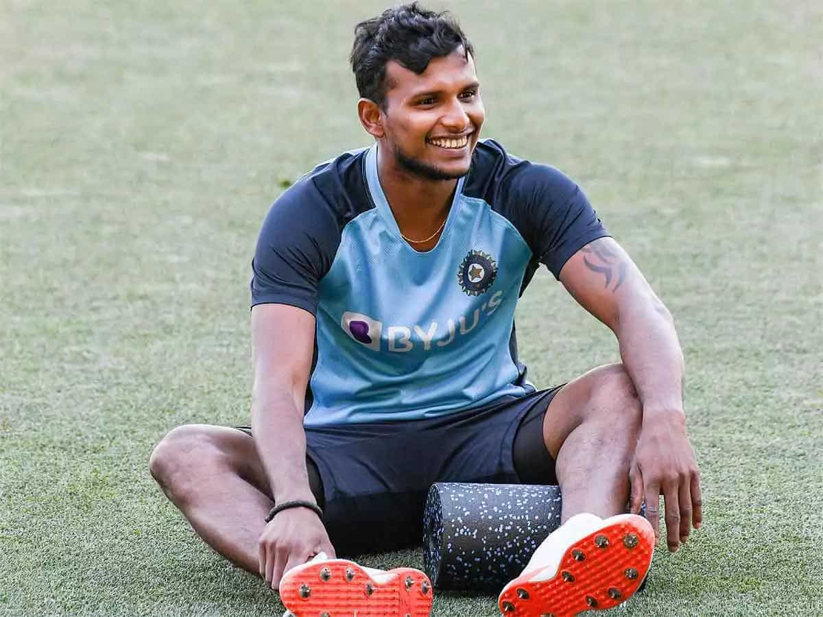 Definitely, Missing Being Part of Squad, Was With Team for Last Few Months - T Natarajan