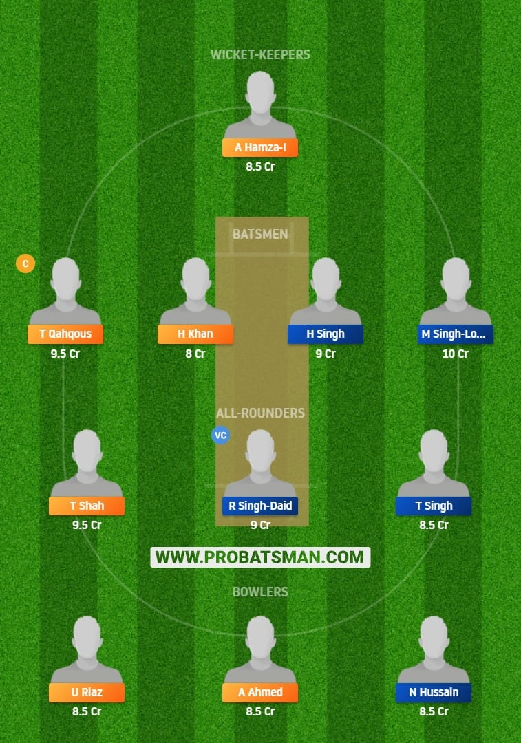 XI-S vs FTH Dream11 Fantasy Prediction