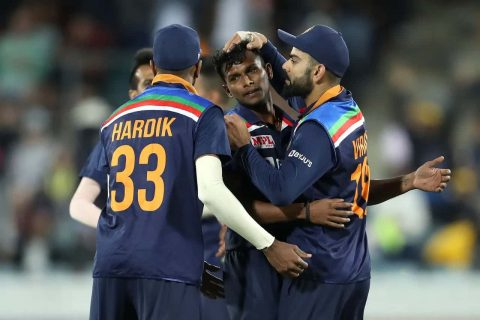 IND vs ENG: India Announced Squad For T20I Series Against England