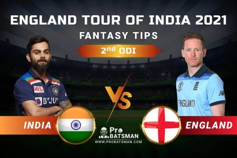 IND vs ENG Dream11 Prediction: India vs England 2nd ODI Playing XI, Pitch Report, Injury & Match Updates – England Tour of India 2021