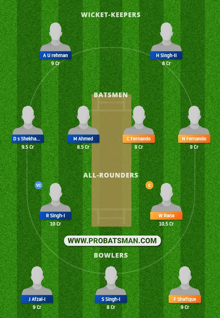 PIA vs ROP Dream11 Fantasy Team Prediction
