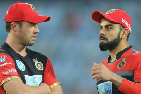 AB de Villiers Throws Open Challenge to Kohli Ahead Of IPL 2021