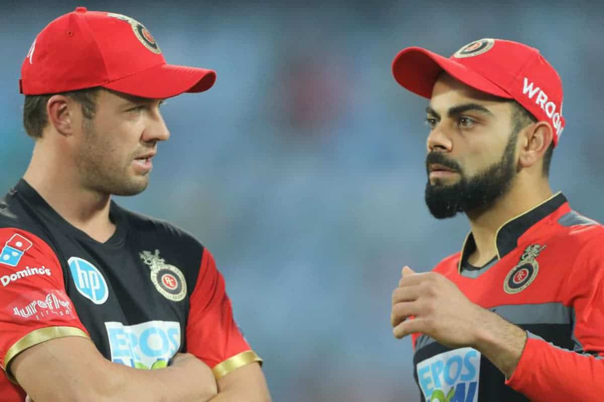 AB de Villiers Throws Open Challenge to Kohli Ahead Of IPL 2021