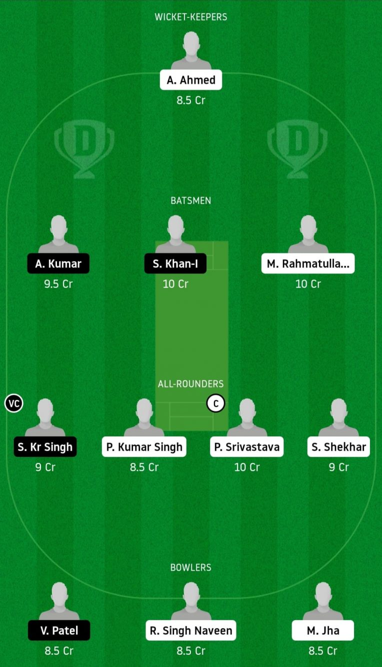 BB vs GG Dream11 Prediction, Fantasy Cricket Tips: Playing XI, Prediction, Pitch Report and Updates, Bihar Cricket League 2021 – Match 3