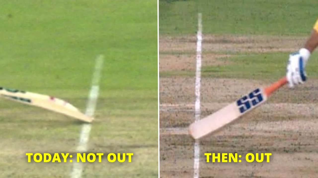 """""""Dhoni Was Given Out On the Same Kind Of Run Out in 2019"""": Twitterati Lashes Out At Third Umpire As Stokes Survives Close Run-Out Call"""