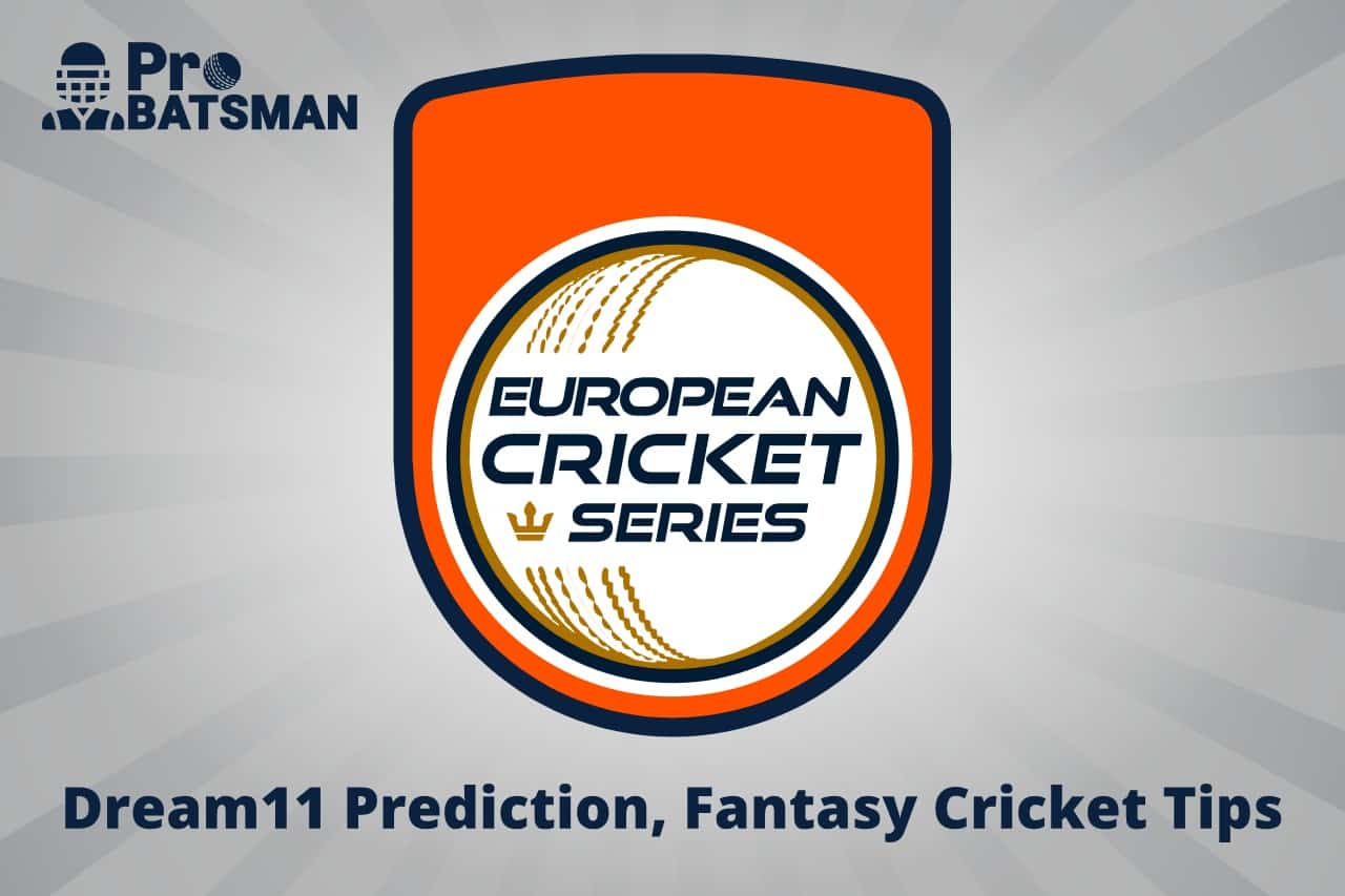 ECS T10 Dream11 Prediction Fantasy Cricket Tips Probable Playing XI