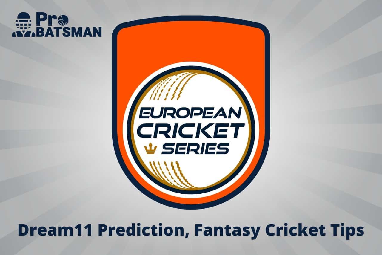 ECS T10 Dream11 Prediction Fantasy Cricket Tips Probable Playing XI
