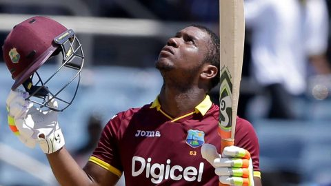 Twitter Reactions: Evin Lewis Ton Carries West Indies To Series Win