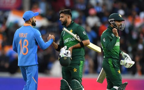 India-Pakistan T20I Series Could Happen This Year - Reports