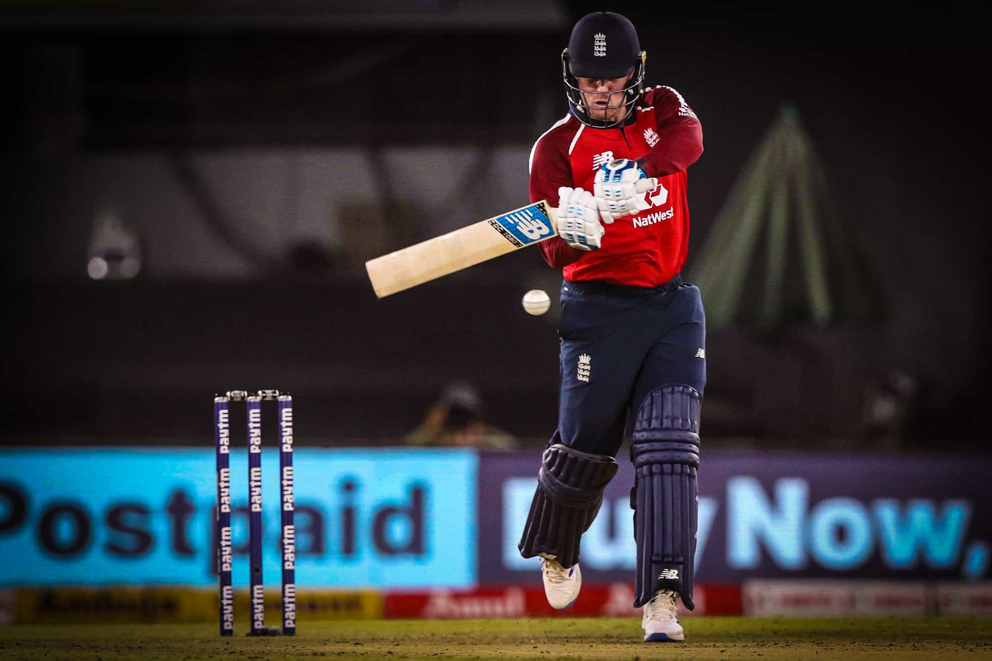 Jason Roy Completes 1000 Runs in T20