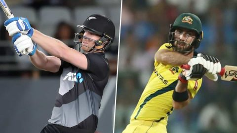 Jimmy Neesham Brutally Trolls Glenn Maxwell After The Australia All-Rounder Tries To Take a Dig At Him
