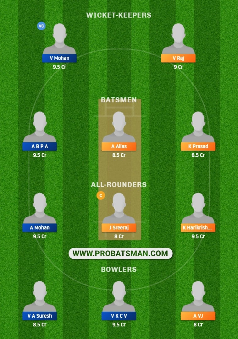 ROY vs LIO Dream11 Fantasy Team Prediction