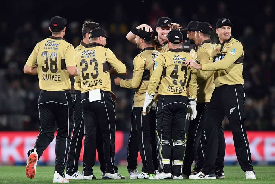 New Zealand Announce 13-Man Squad For Bangladesh T20I Series, Two Uncapped Players Included