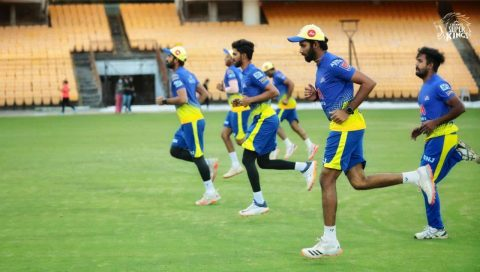 IPL 2021: New Addition To CSK Camp Ahead of The Tournament